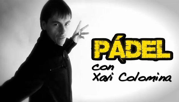 Xavi Colomina, la vida de un jugador de padel