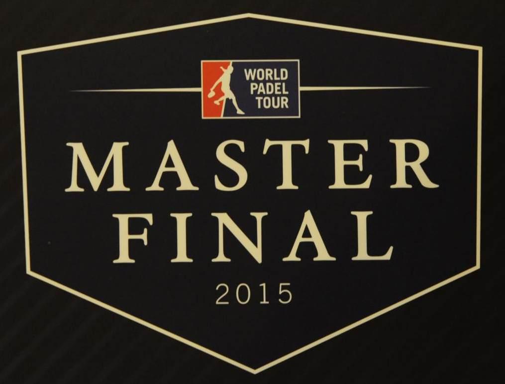 resultados clasificacion Master World Padel Tour 2015
