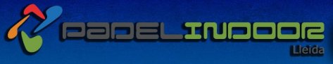 logo padel indoor lleida