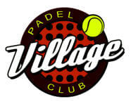 Logo Village padel club