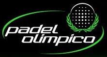 logo padel olimpico