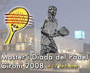 Master de padel Gironí 2008