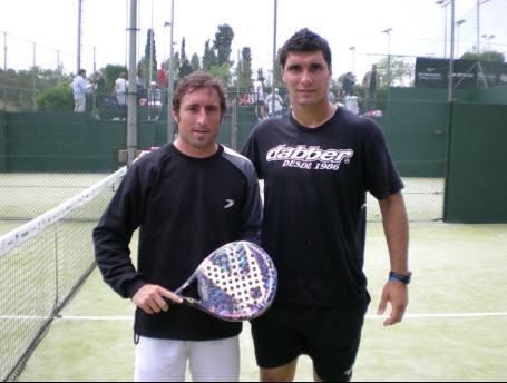 Maxi Grabiel y Agustin Gomez Silingo