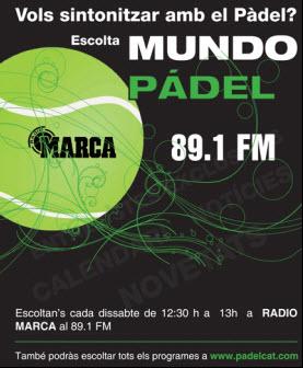 Mon padel radio marca