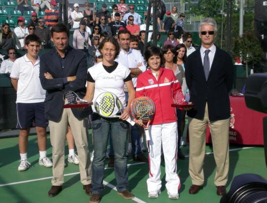 Iciar Montes y Neki Berwig campeonas de los X internacionales de Catalunya