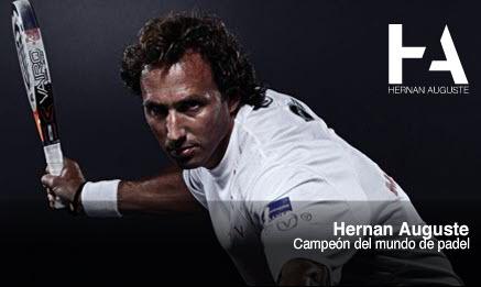 Nueva web de Hernán Auguste