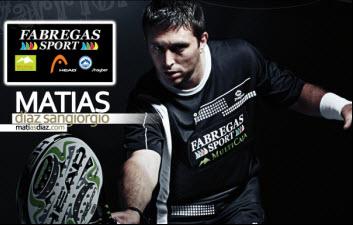 Nueva web de Matías Díaz