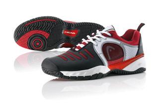 nuevas zapatillas de padel HEAD en su coleccion 2011