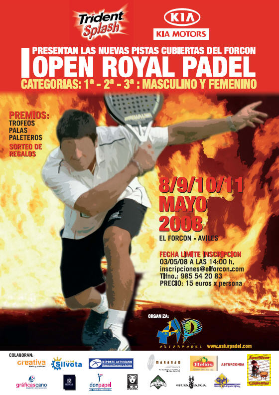 Open Royal Padel