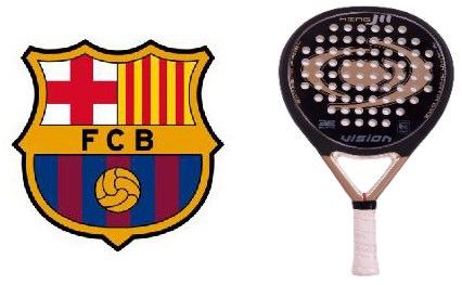 La fiebre del pádel se expande por el Barça