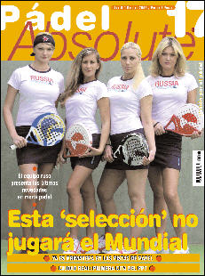 Revista padel absolute