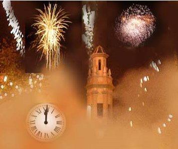 Padelbarcelona.es os desea un feliz año 2010
