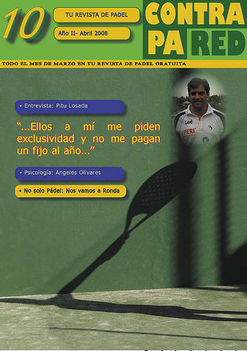 Revista de padel CONTRAPARED