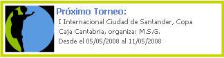 Torneo de padel PPT Santander