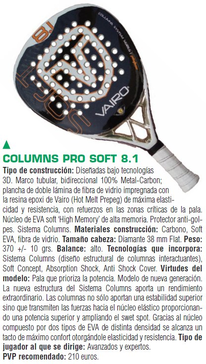 pala_de_padel_Vairo_COLUMNS_PRO_SOFT_8.1