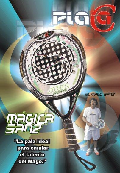 pala_de_padel_sane_placa_Magica_sanz