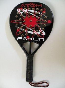 Ganador del sorteo de la pala de padel Fakun