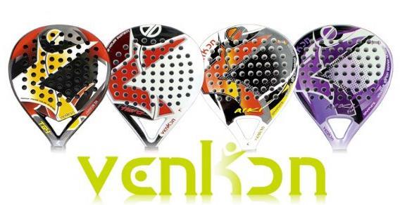 Venkon, la nueva marca de palas de padel