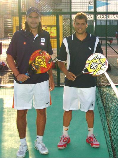 Pitu Losada y Juani Mieres