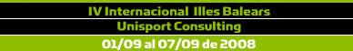 IV Internacional Illes Balears - Unisport Consulting