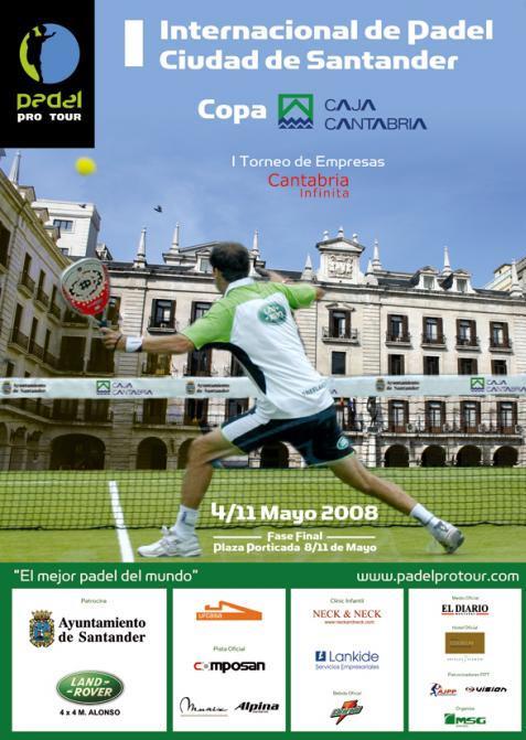 Torneo INTERNACIONAL CIUDAD DE SANTANDER
