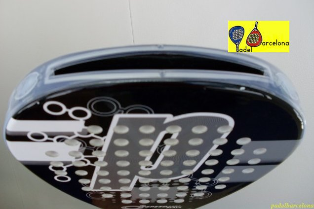 Pala de padel Prince O3 Speedport Black