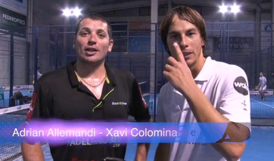 Programa 4 de Xavi Colomina. Temporada 2012-2013