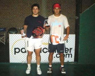 Ramiro Nanni y Maru Lasaigues ganaron en la eskina de Olivos