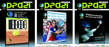 Revista digital grauíta del Padel Pro tour