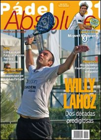 Revista padel Absolute numero 31