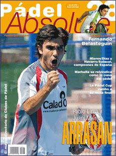 Revista Pádel Absolute número 28