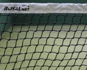 Royal padel suministra redes de alta calidad