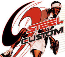 Marca de palas de padel steel custom