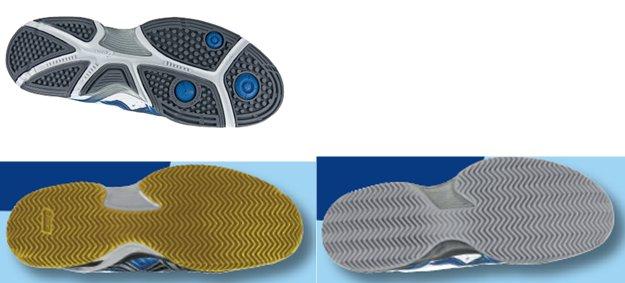 suelas Nuevas zapatillas de pádel Asics GEL-BELA 2