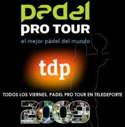 Teledeporte retransmitirá partidos del Padel Pro Tour los viernes