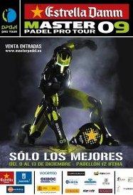 Toda la informacion sobre el proximo Master Padel Pro Tour