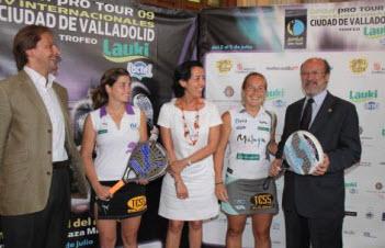 Valladolid monta un torneo a lo grande