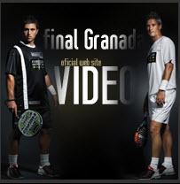 Video de la final del PPT de Granada 2009
