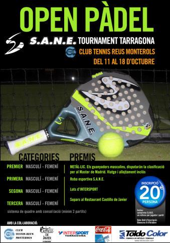 VII ETAPA-SANE TOURNAMENT tarragona