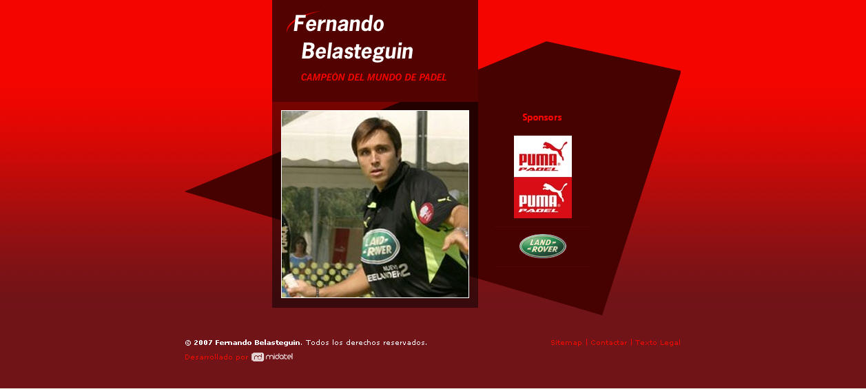Web Fernando Belasteguin